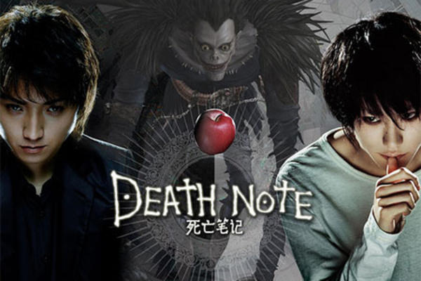 Best-Dubbed Anime - Death Note