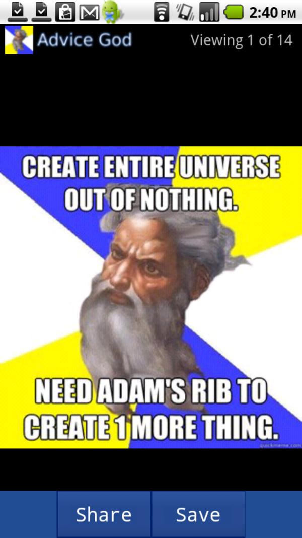 289 advice god know your meme