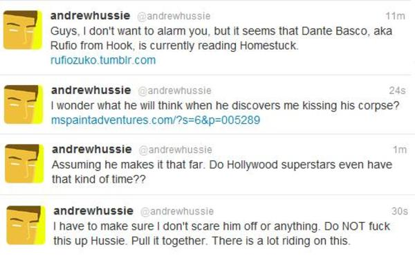 Hussie Tumblr