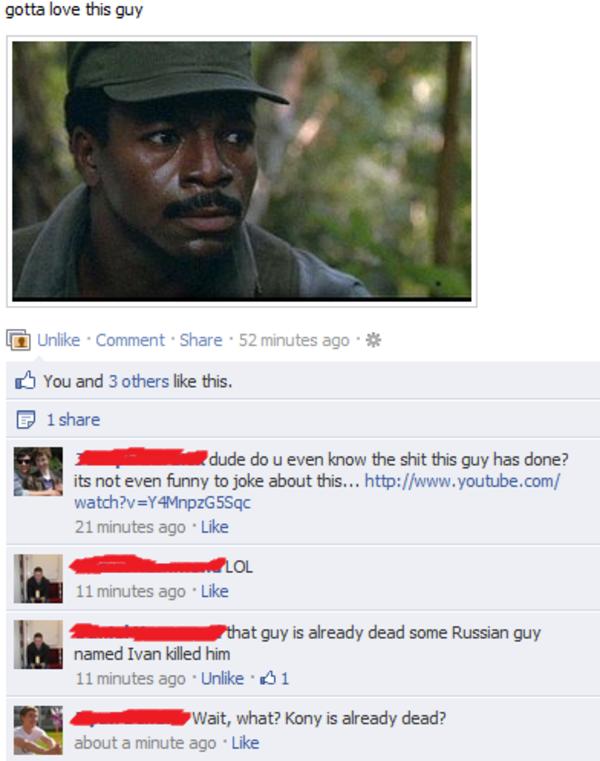 916 kony 2012 image gallery (sorted by views) know your meme,Kony Meme