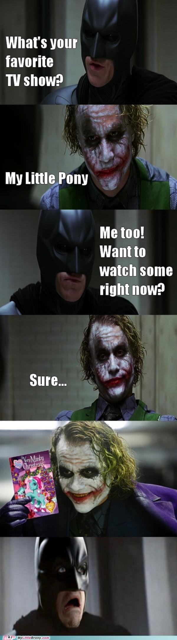 total joker face