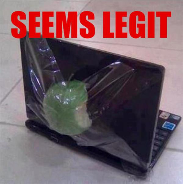 Image 275306 Seems Legit Sounds Legit Know Your Meme