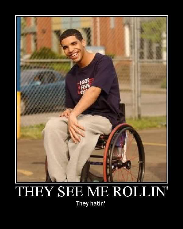 90f image 275542] wheelchair drake know your meme