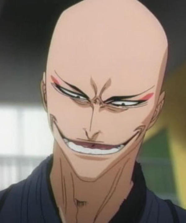 Ikkaku Rape Face | Rape Face | Know Your Meme