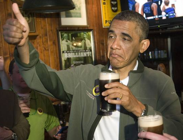 Image result for obama thumbs up