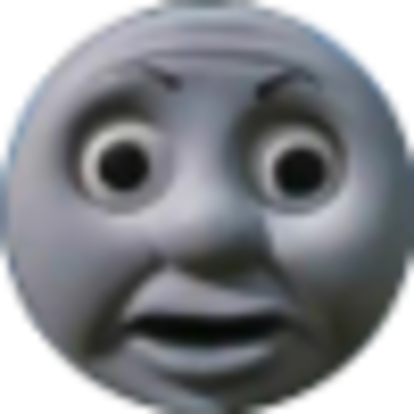 O face thomas 39 o face know your meme for Thomas the tank engine face template