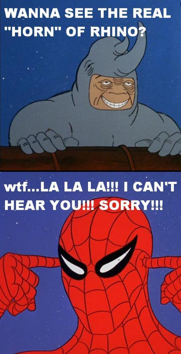 Spiderman Meme Funny Junk : True romance s spider man know your meme