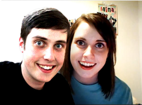 bdb overly attached girlfriend know your meme,Overly Attached Girlfriend Meme Generator