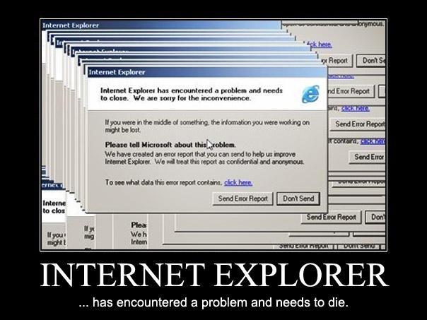 Image - 344874   Internet Explorer   Know Your Meme