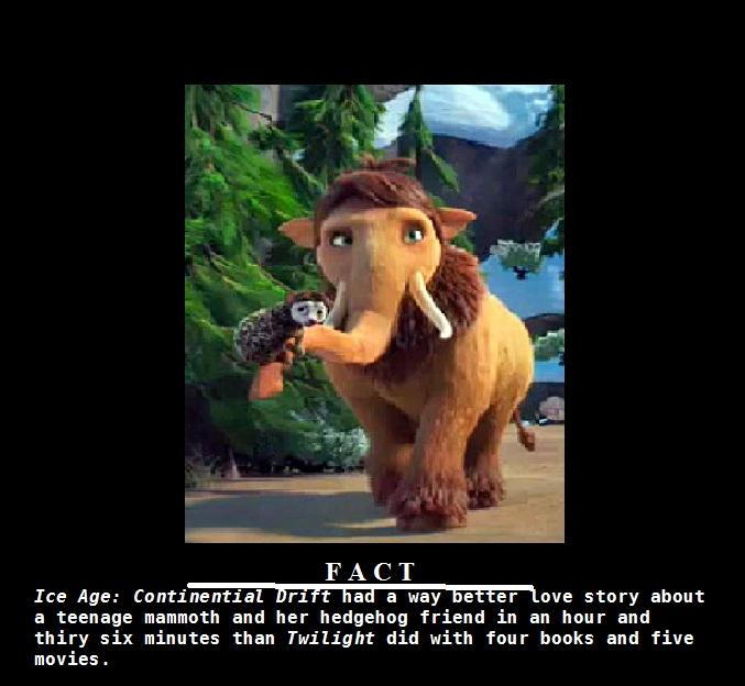 ee0 ice age a way better love story than twilight still a better love