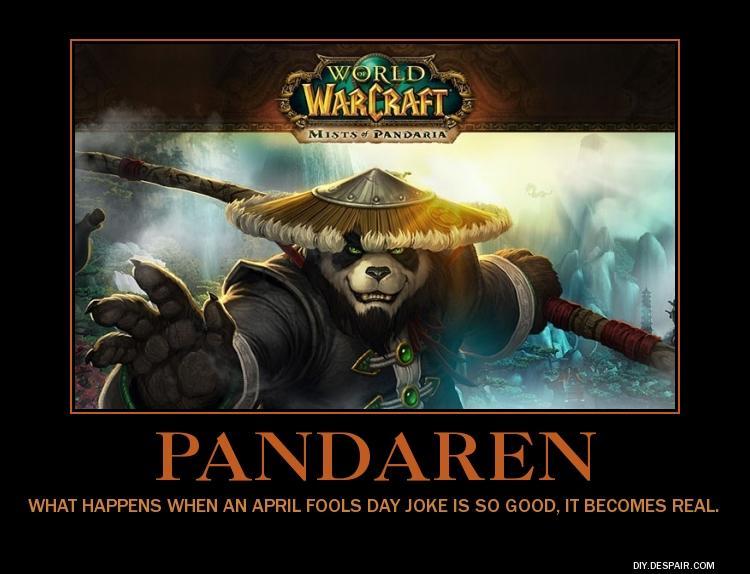 pandaren world of warcraft know your meme