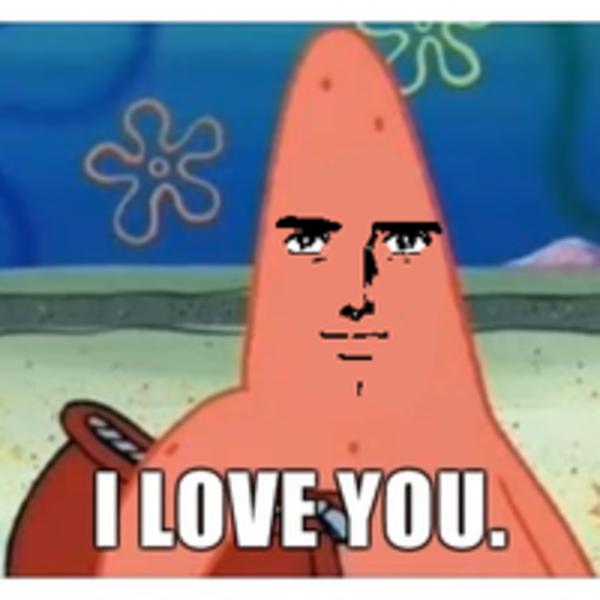 i love you too spongebob - photo #9