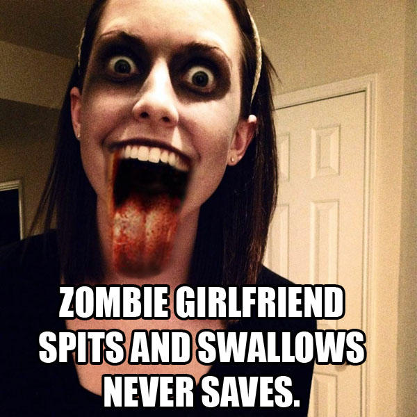 93f image 428600] overly attached girlfriend know your meme,Attached Girlfriend Meme