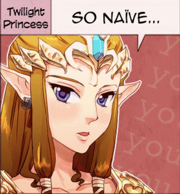 49b not enough int zelda's response know your meme