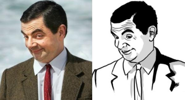 Funny Mr Bean Meme : Mr. bean know your meme