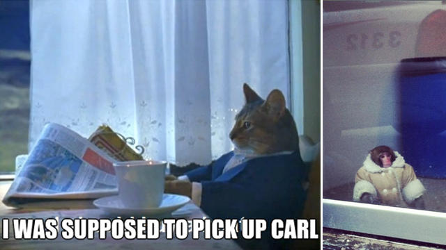 0f8 pick up carl i should buy a boat cat know your meme
