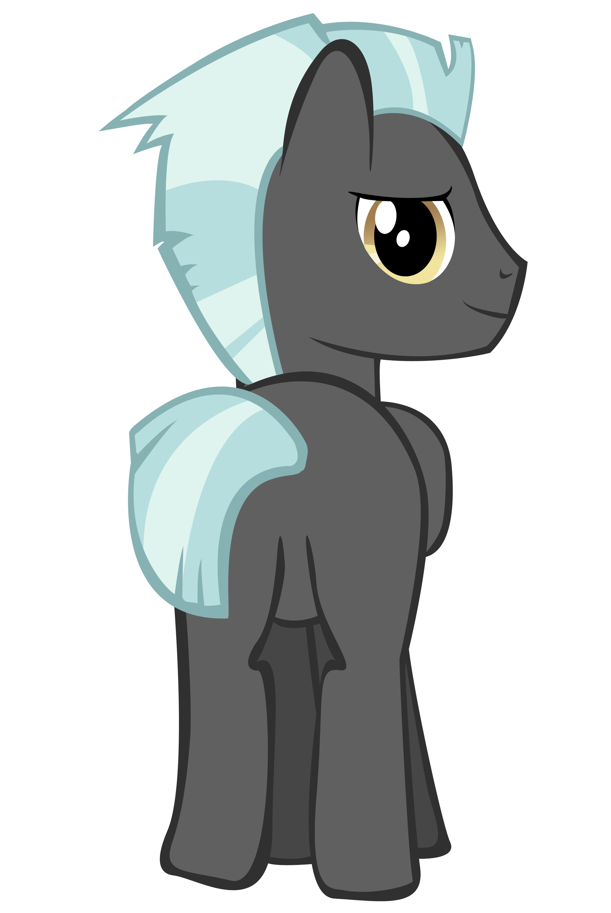 thunderlane has a cute butt.-cereal velocity | my little pony