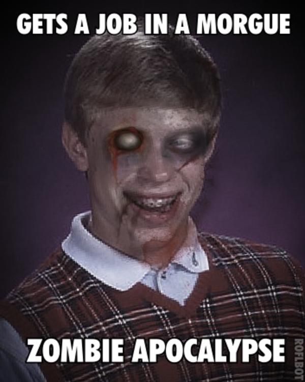 Bad Luck Brian Real Person