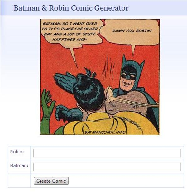 My Parents Are Dead / Batman Slapping Robin | Know Your Meme