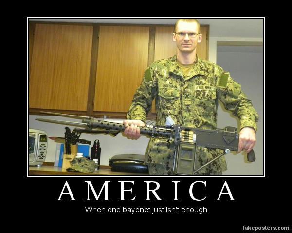 623 america know your meme,Bayonet Meme