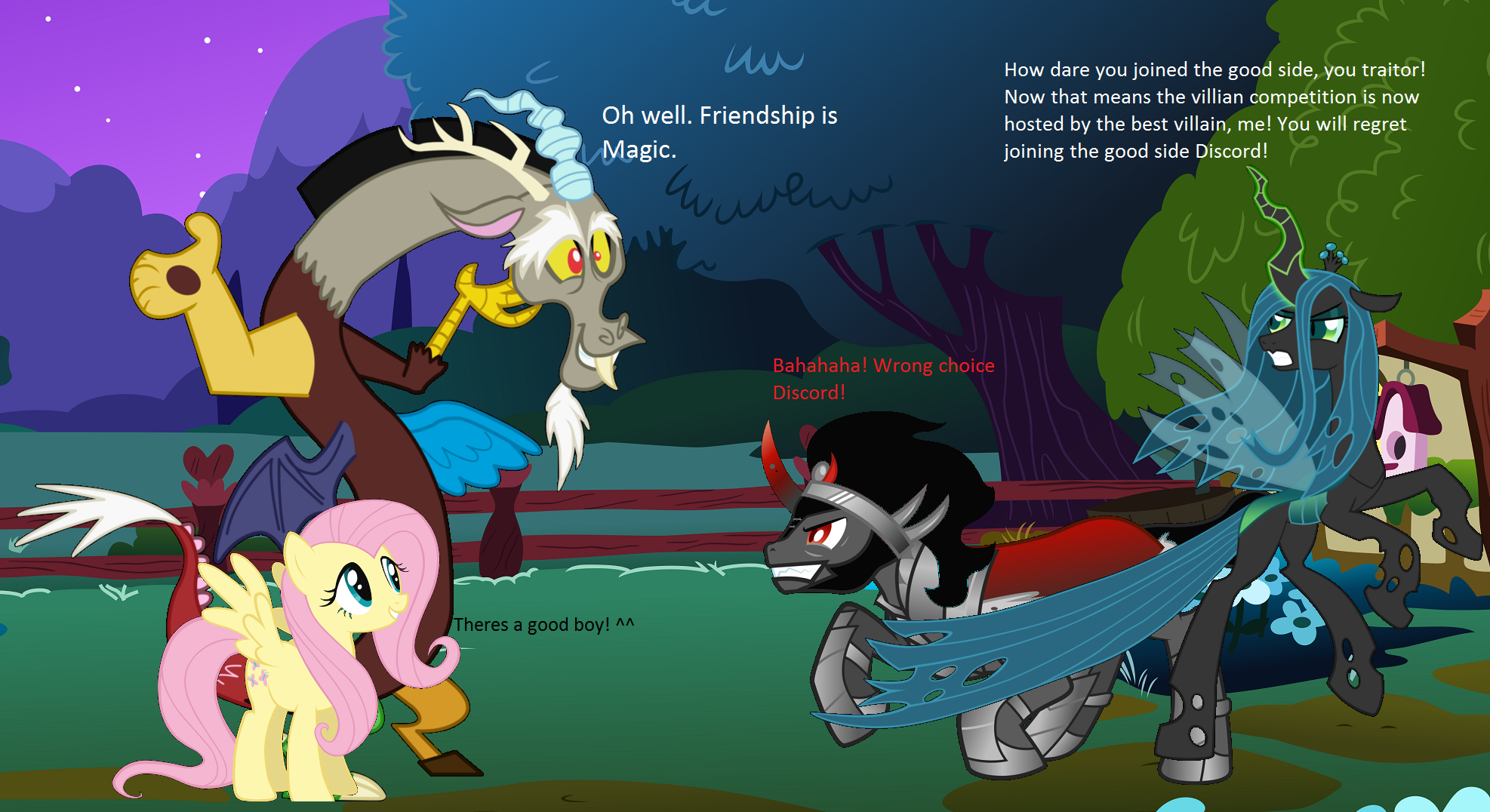Reformed Discord My Little Pony Friendship Is Magic