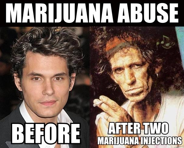 Abuse Faces Of Marijuana Know Your Meme