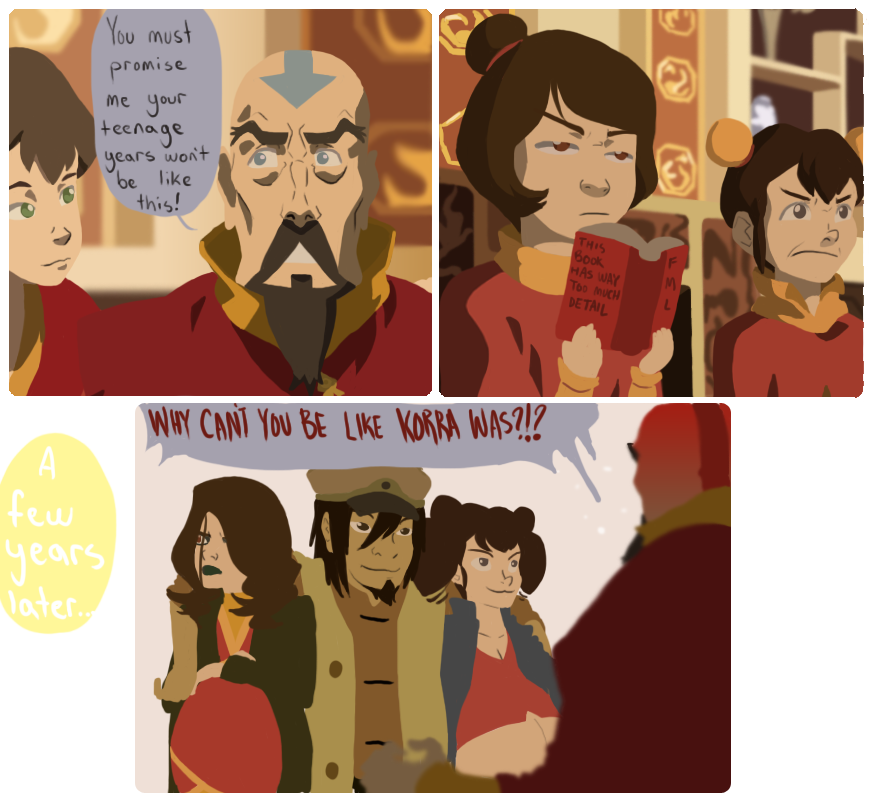 Skoochy Luv Avatar The Last Airbender The Legend Of