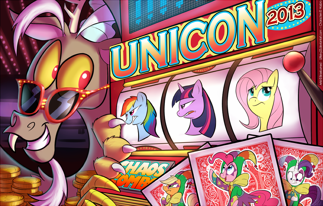 my little pony chaos - photo #25