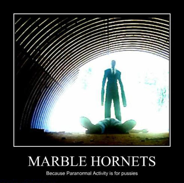 Marble Hornets Shit Just Got Real Know Your Meme