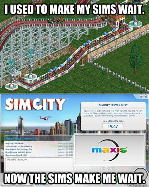 SimCity | Know Your Meme
