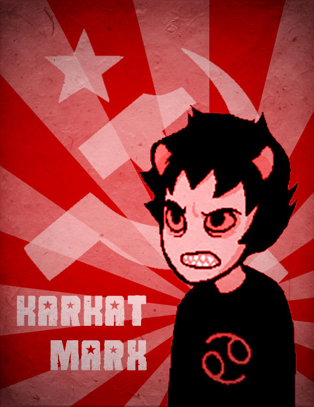 215 karkat marx homestuck know your meme
