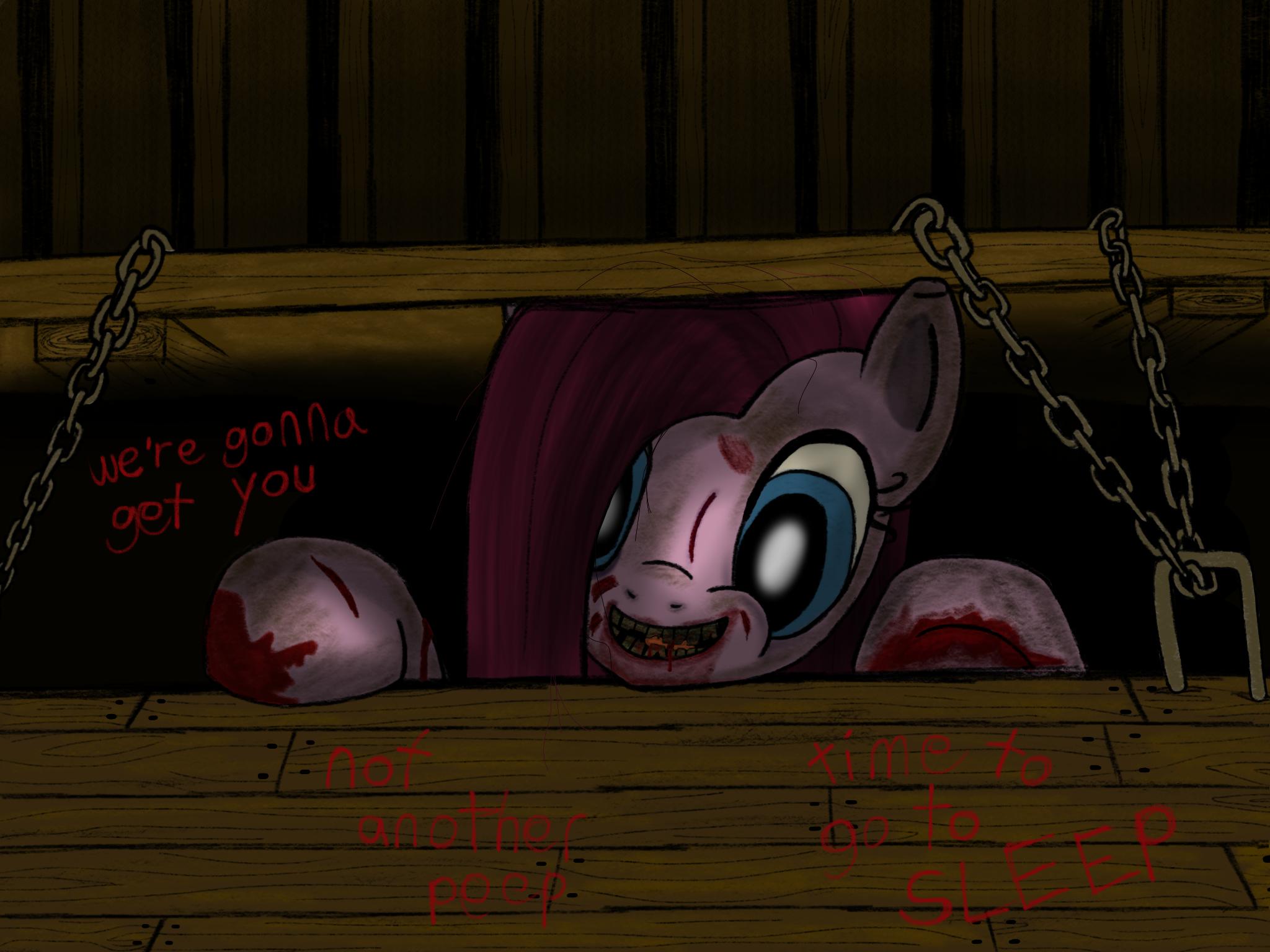 Pinkamena (Evil Dead) | My Little Pony: Friendship is ... | 2048 x 1536 png 3225kB