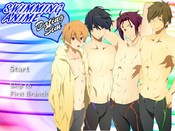 dating sim for guys anime closed