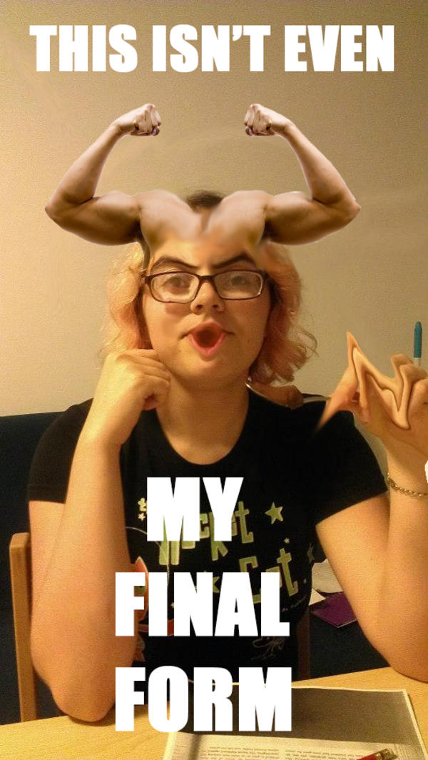 This isn't even my final exam | This Isn't Even My Final Form ...