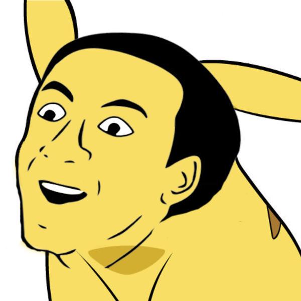 pikachu faces memes