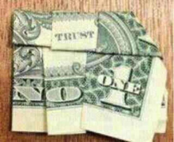 Trust No One | When You See it... | Know Your Meme