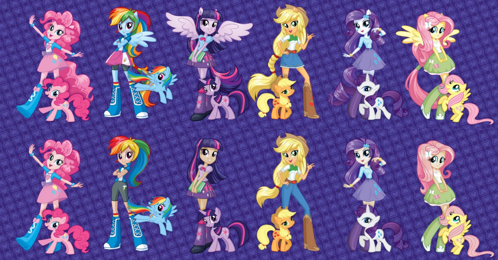 mlps eq girls redesign project wip my little pony