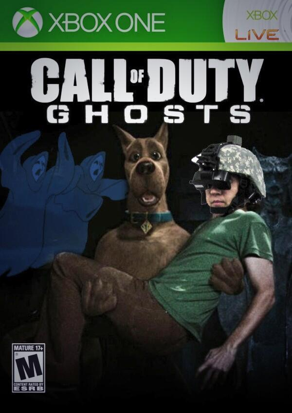 Funny Xbox 360 Memes : Dog call of duty know your meme