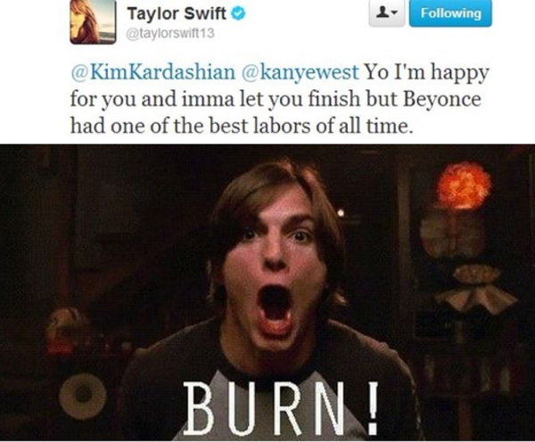 2ed taylor swift apply cold water to that burn know your meme