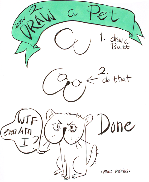 [Image - 572097] | How To Draw an Owl | Know Your Meme
