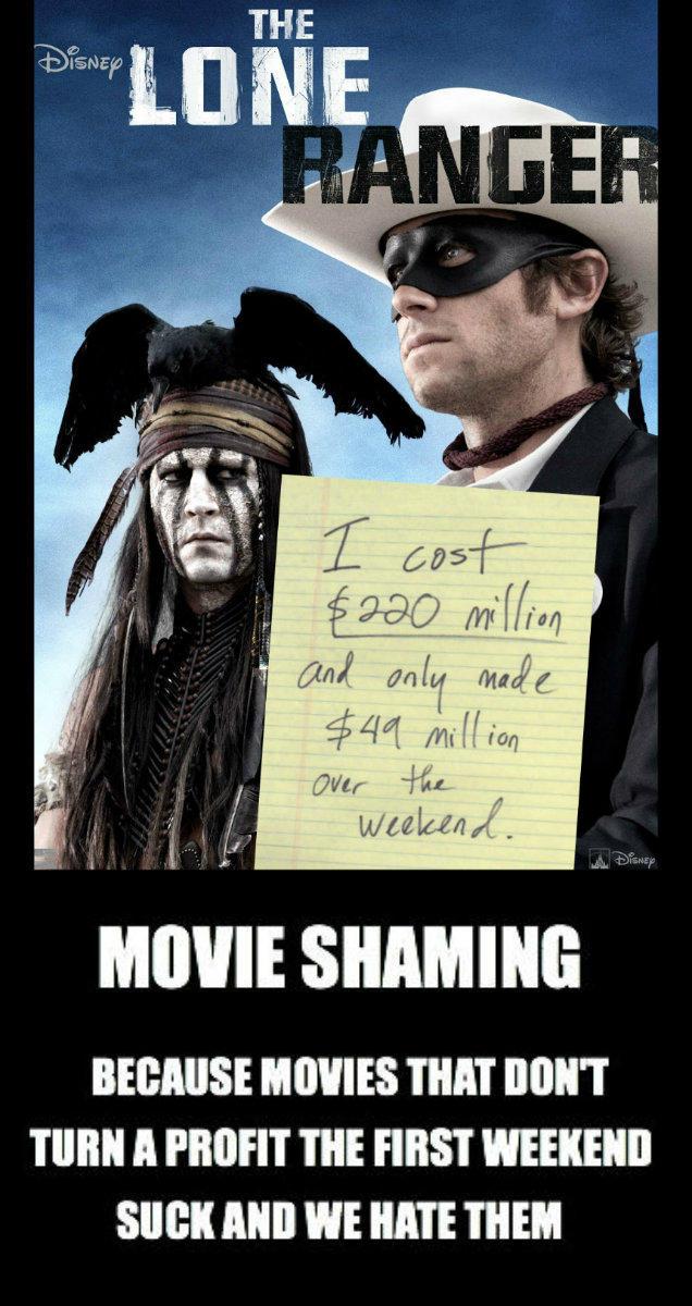e1c lone ranger shaming dogshaming know your meme,The Lone Ranger Meme