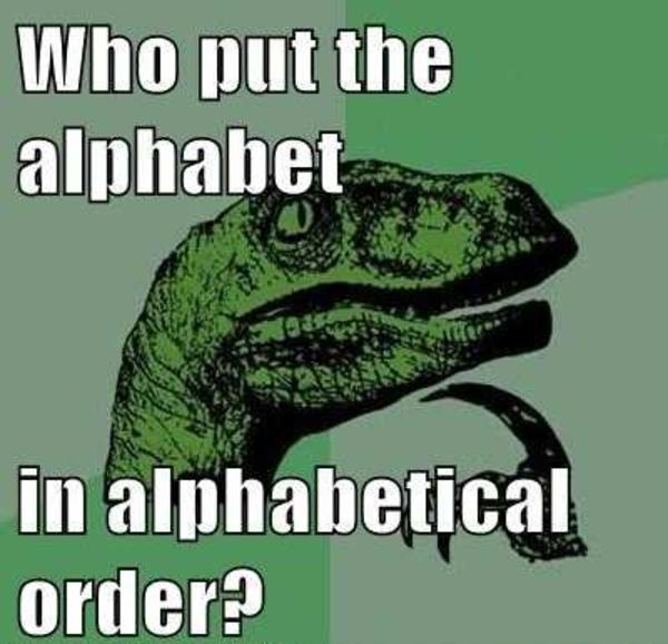 Funny Philosoraptor