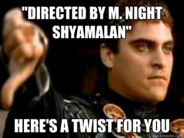 M Night Shyamalan  Wikipédia