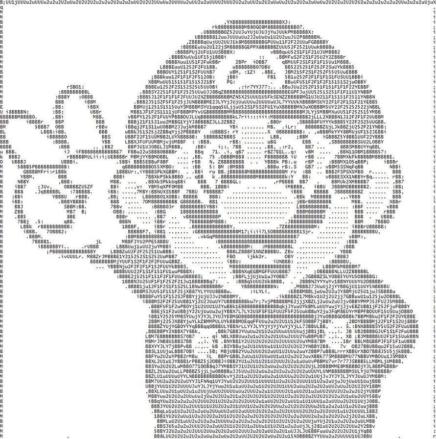 [Image - 592787] | ASCII Art | Know Your Meme
