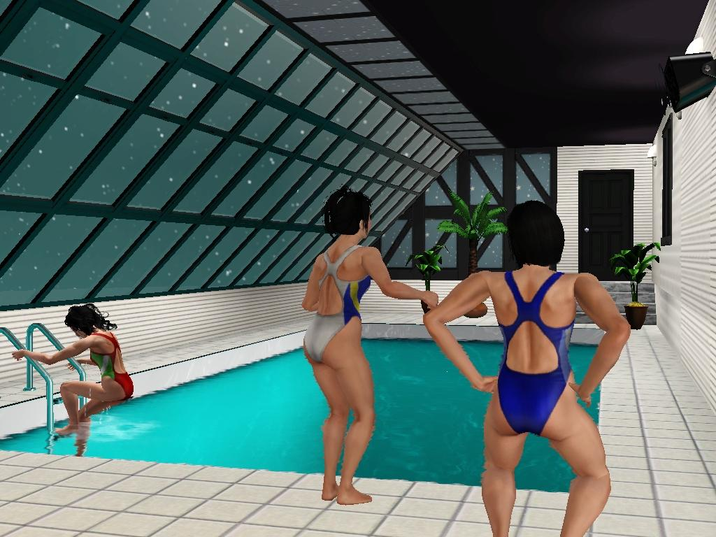 That Pool In The Sims 3 That Pool Know Your Meme