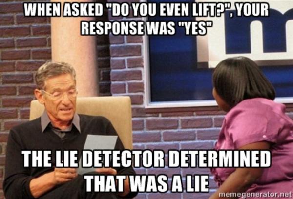 e65 maury lie detector know your meme,Maury Povich Meme