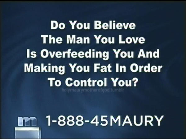 maury chat sites Browse the best of our 'maury lie detector' image gallery and vote for your favorite.