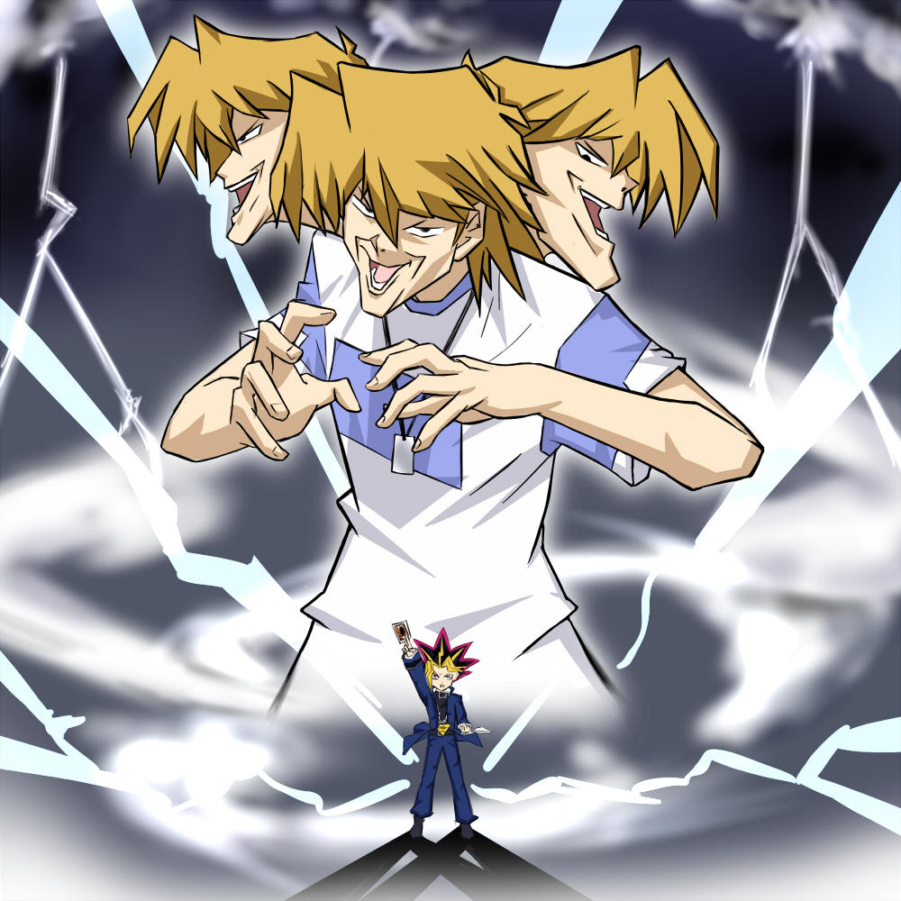 blue eyes ultimate joey yu gi oh know your meme