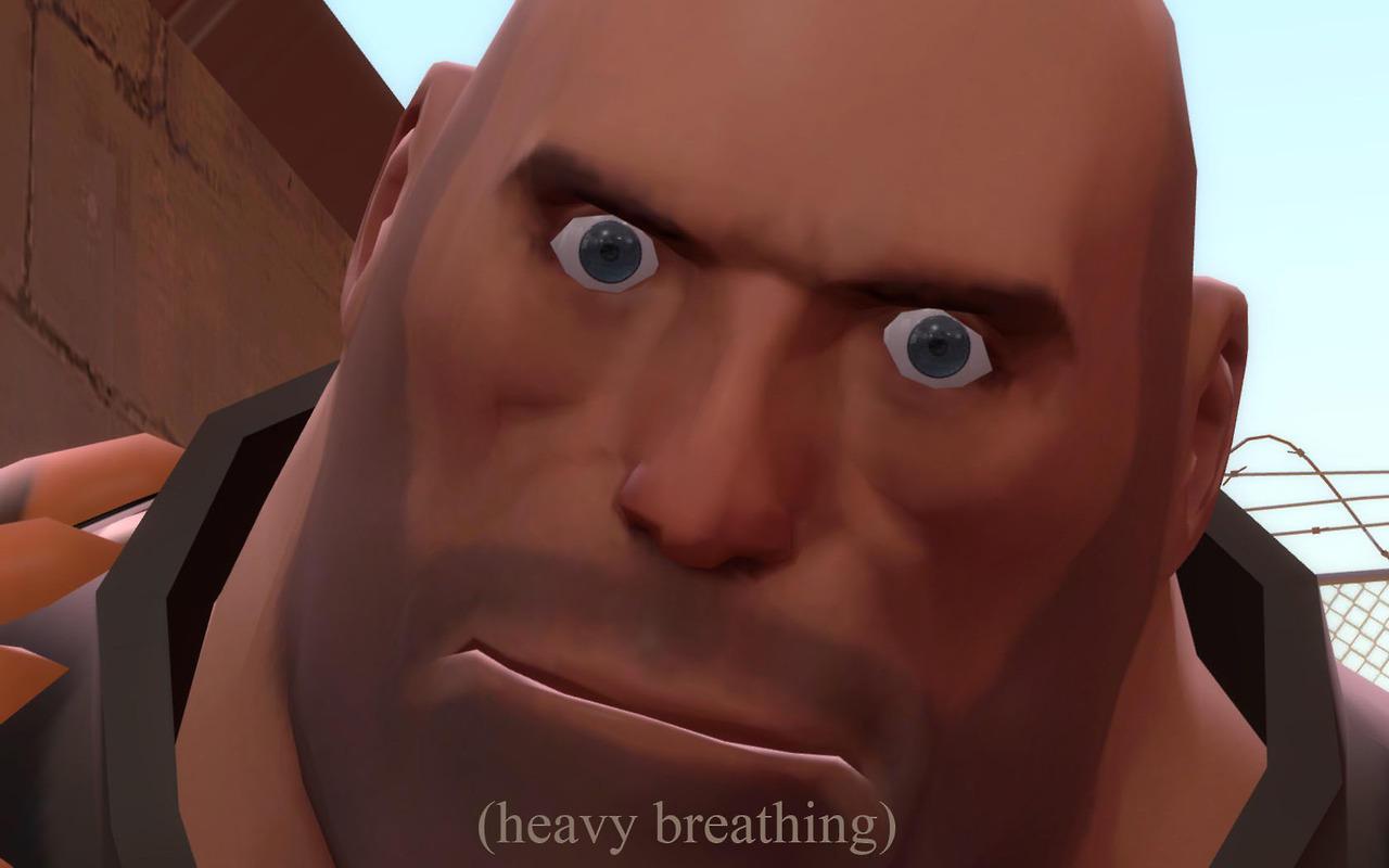 Breathing Intensifies Meme