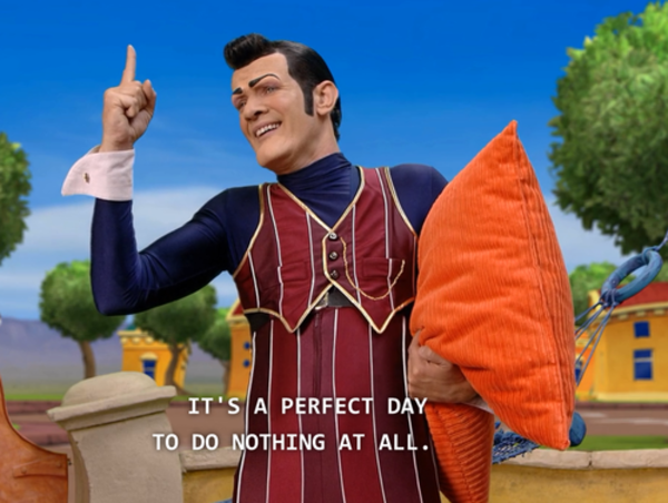 just another day on the internet robbie rotten know